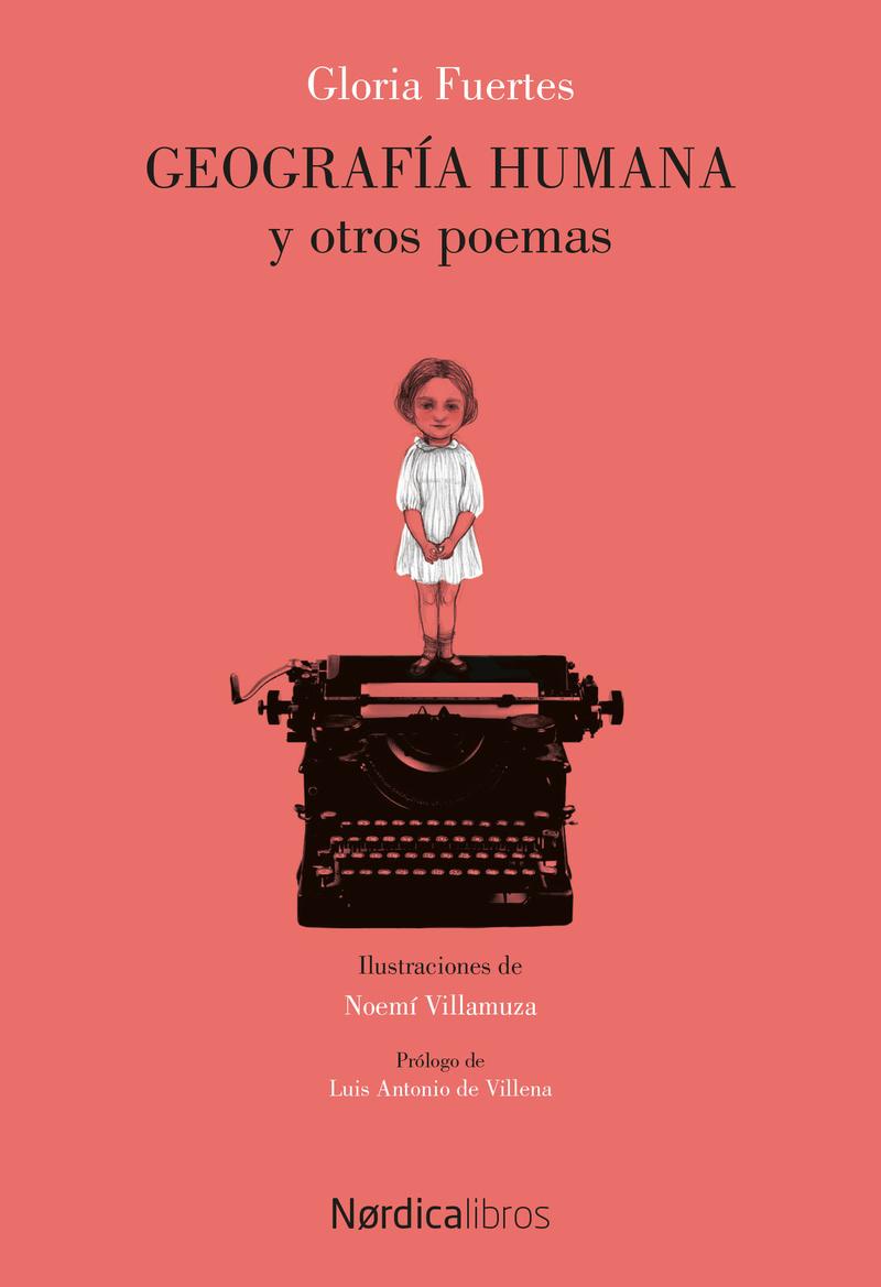 Geografía humana y otros poemas (6ª edición): portada