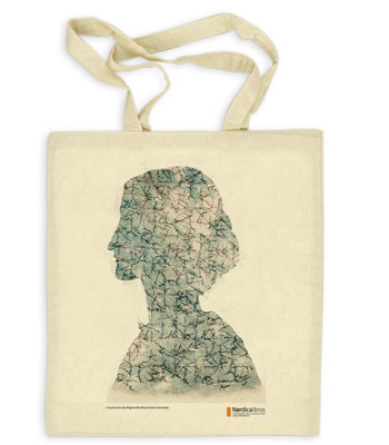 Bolsa Virginia Woolf: portada