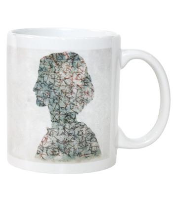 Taza Virginia Woolf: portada