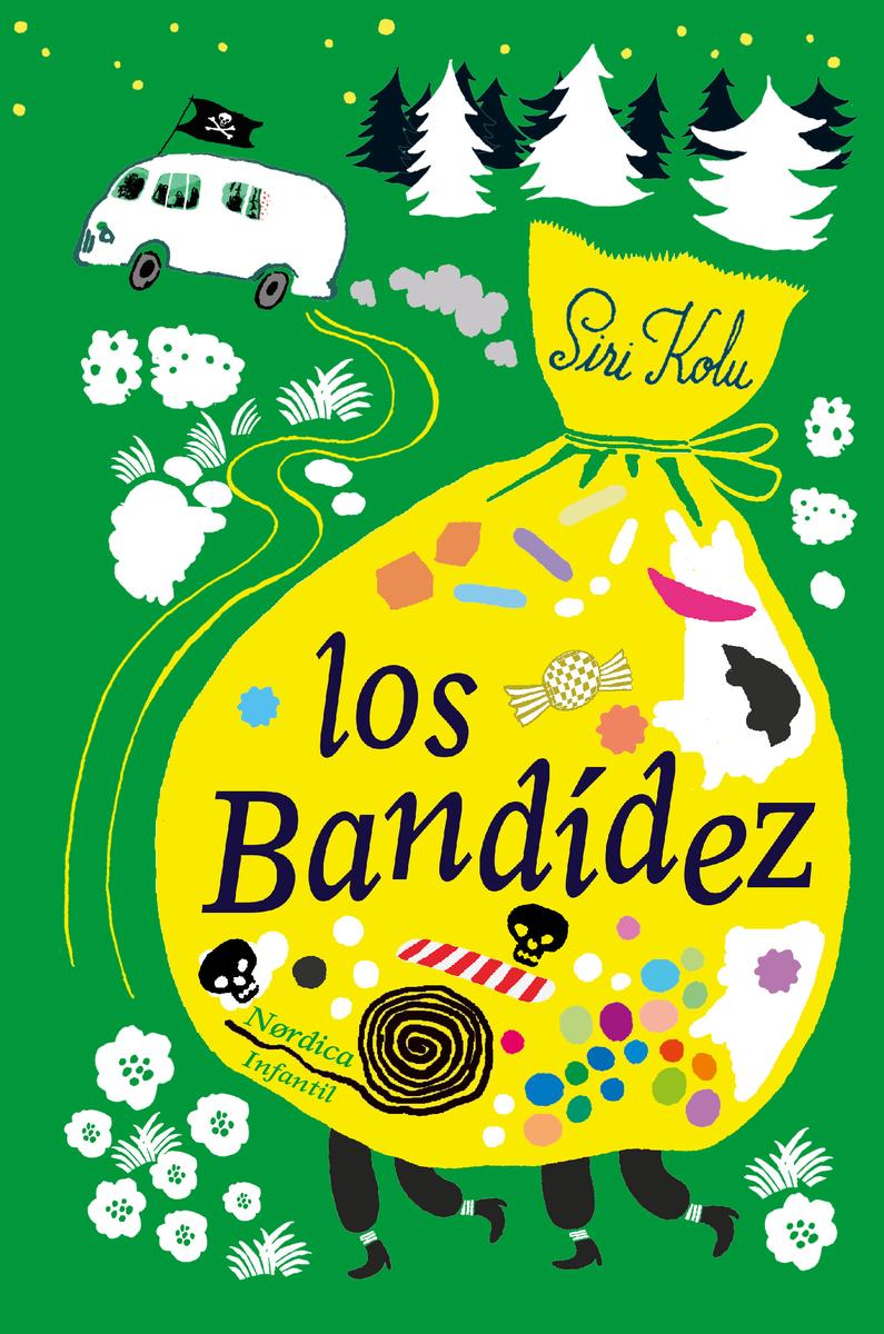 Los Bandidez: portada