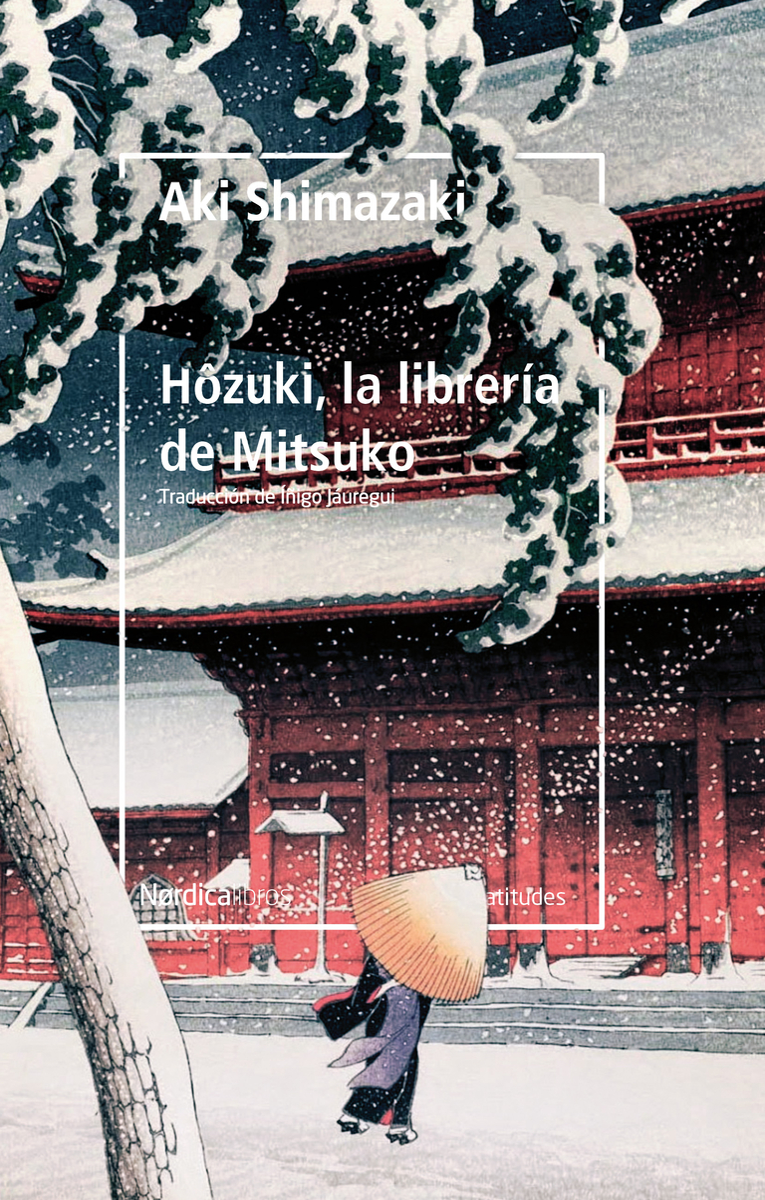 Hôzuki: la librería de Mitsuko: portada