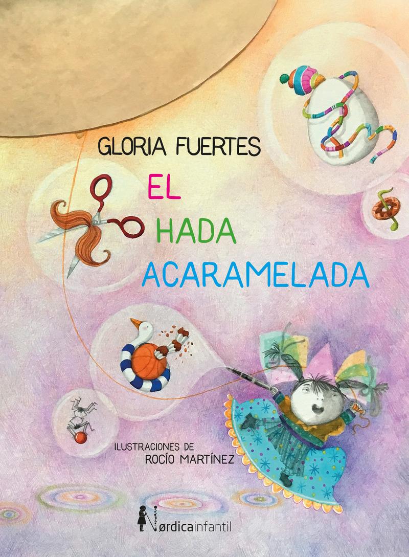 EL Hada acaramelada: portada