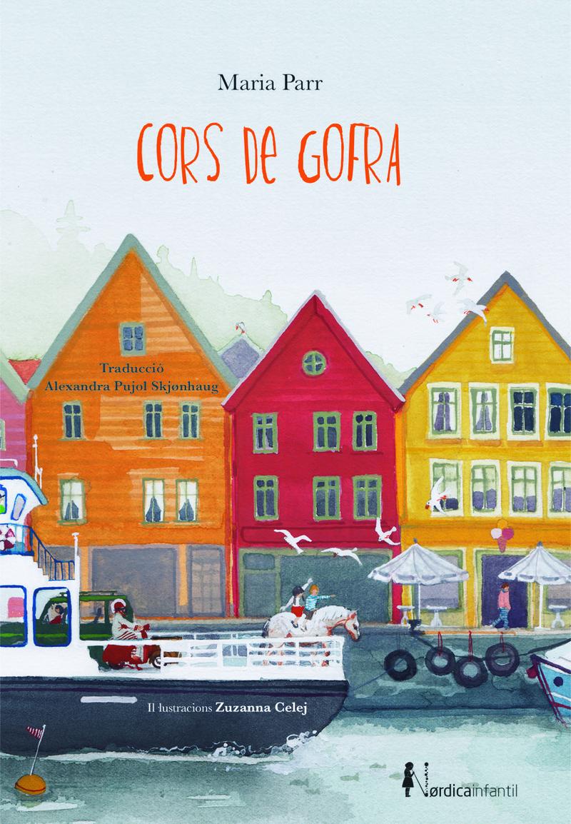 CORS DE GOFRA (2.ª edición): portada