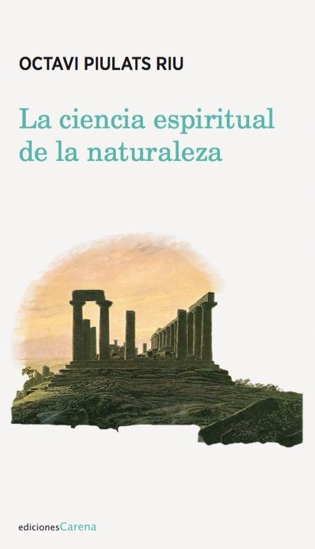 La ciencia espiritual de la naturaleza: portada