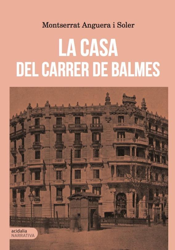 La casa del carrer de Balmes: portada