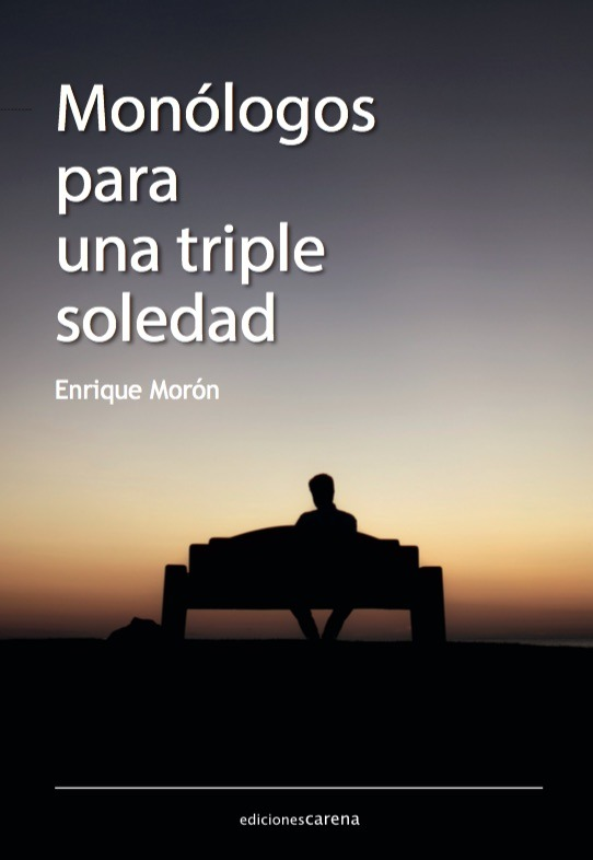 Monólogos para una triple soledad: portada