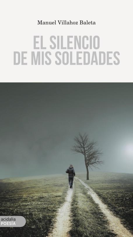 El silencio de mis soledades: portada