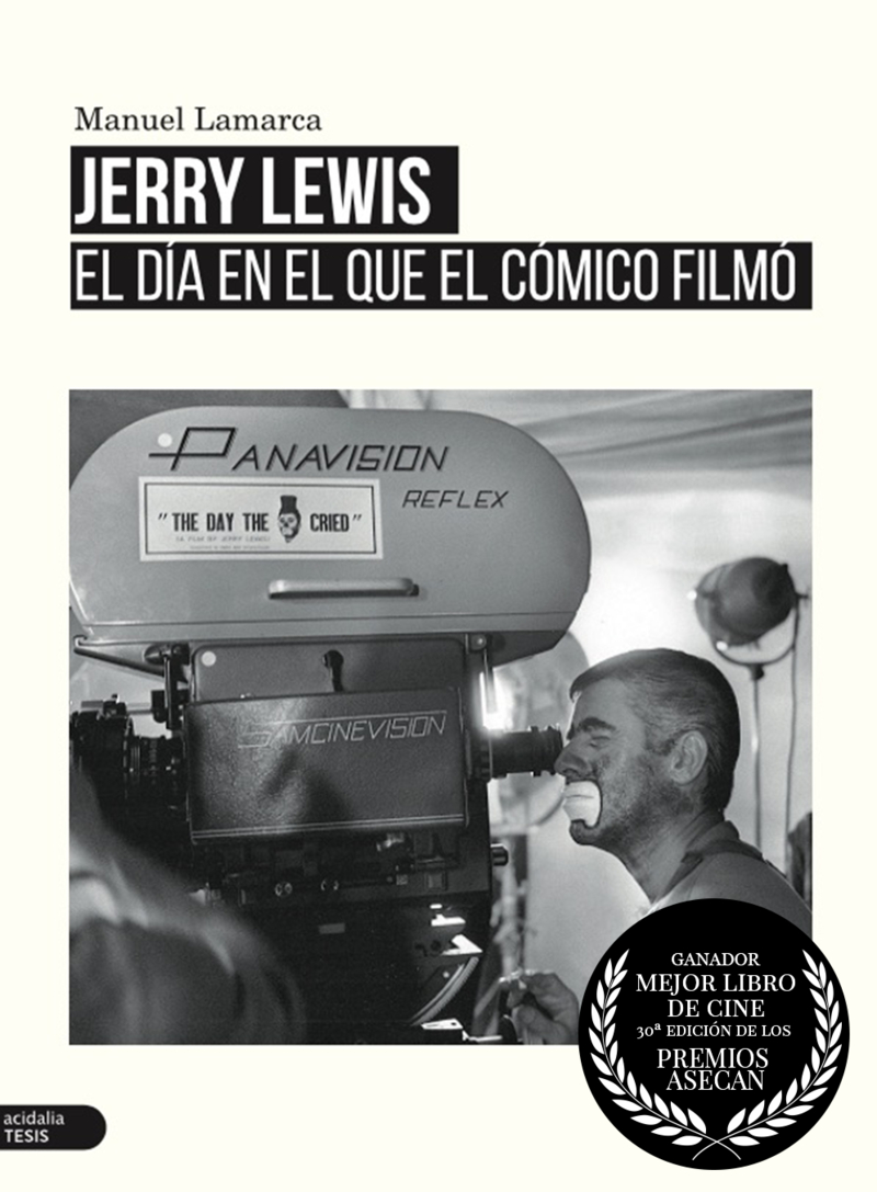 Jerry Lewis: portada