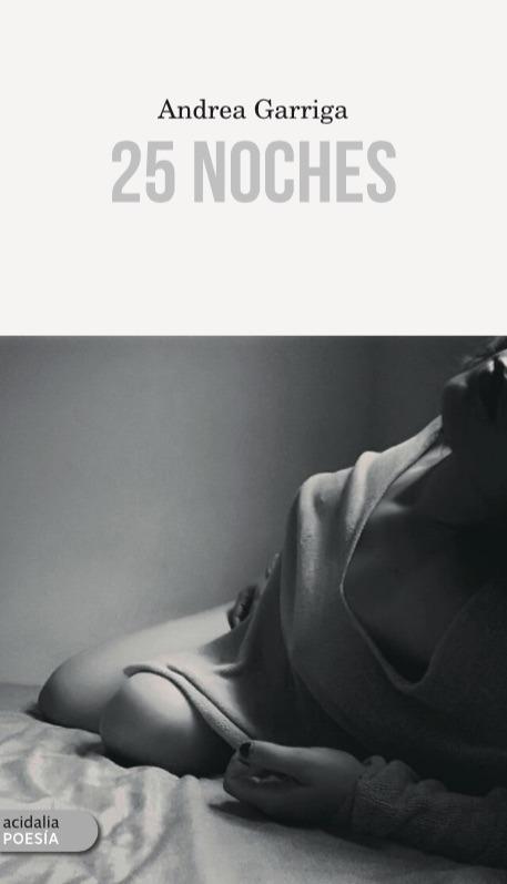 25 noches: portada
