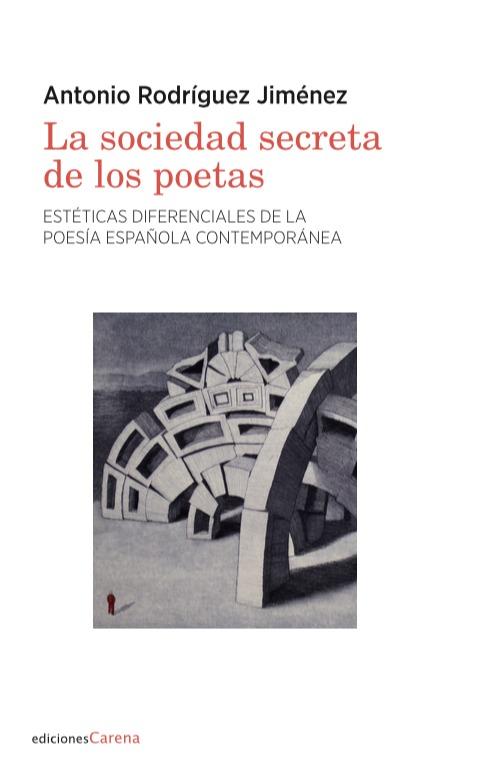 La sociedad secreta de los poetas: portada
