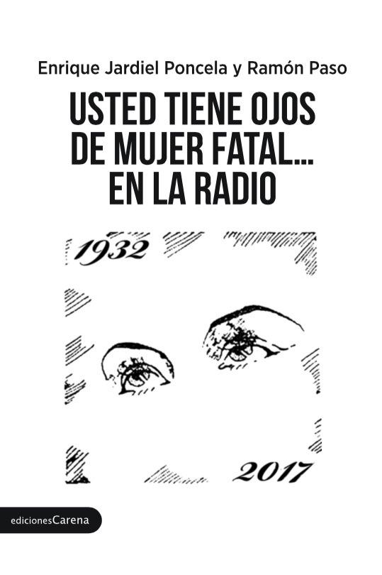 Usted tiene ojos de mujer fatal... en la radio: portada