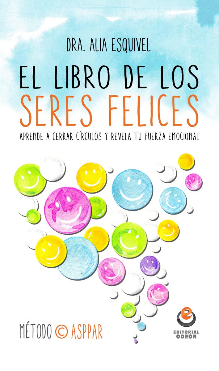 El Libro de los Seres Felices: portada