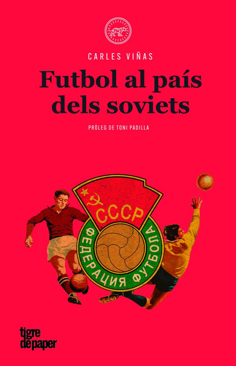 Futbol al país dels soviets: portada