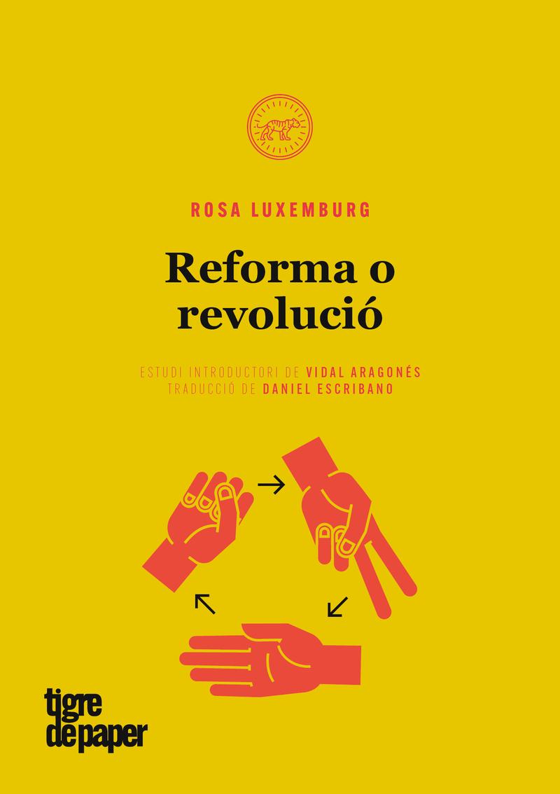 Reforma o revolució: portada