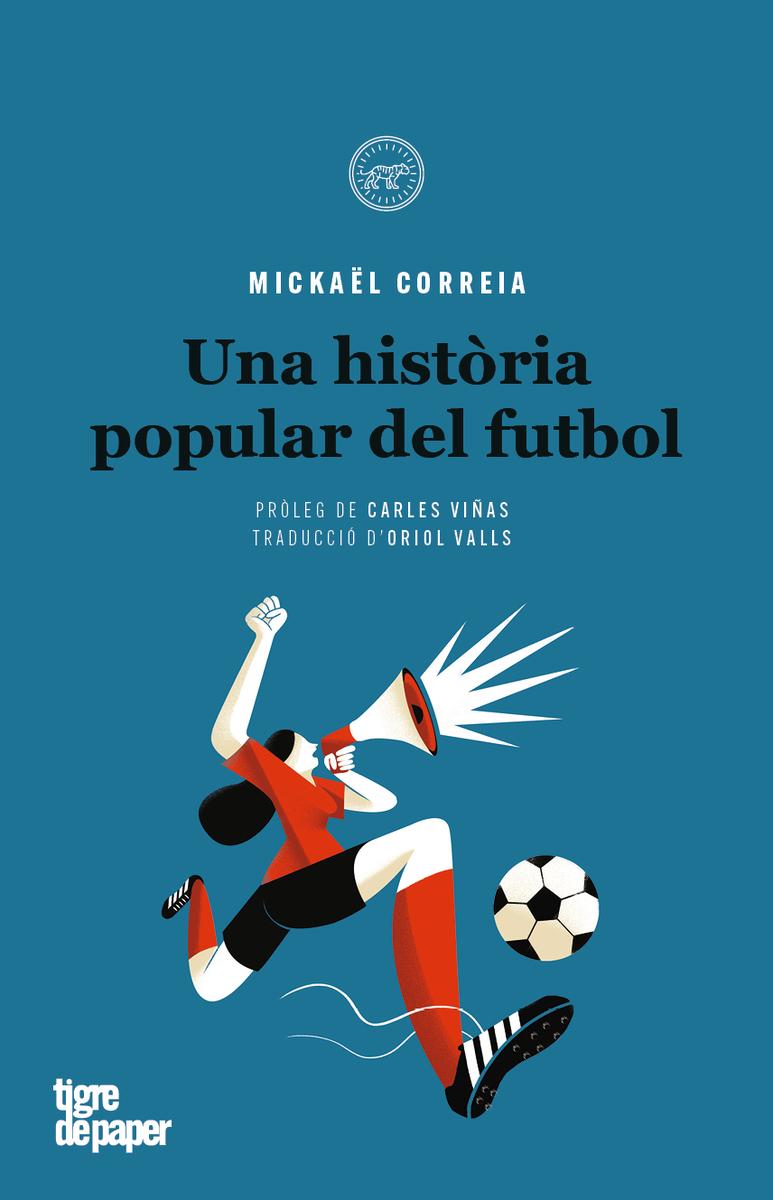Una història popular del futbol: portada