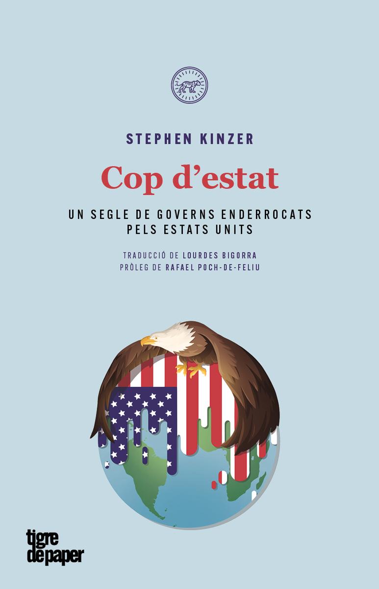 Cop d'estat: portada