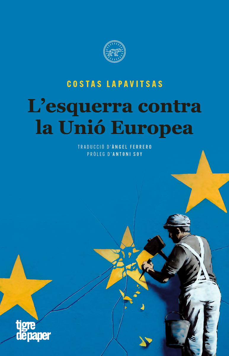 L'esquerra contra la Unió Europea: portada