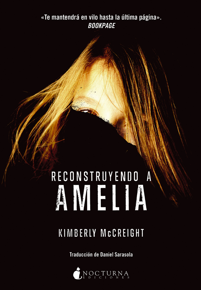 RECONSTRUYENDO A AMELIA: portada