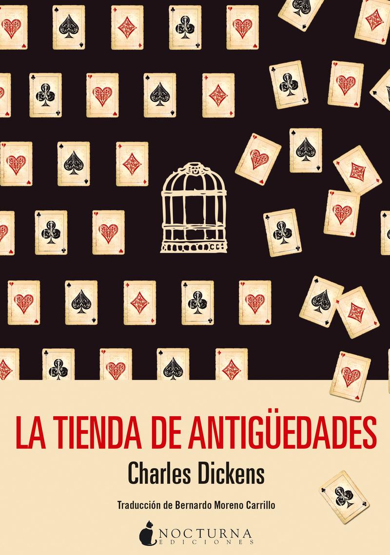 TIENDA DE ANTIGUEDADES,LA: portada