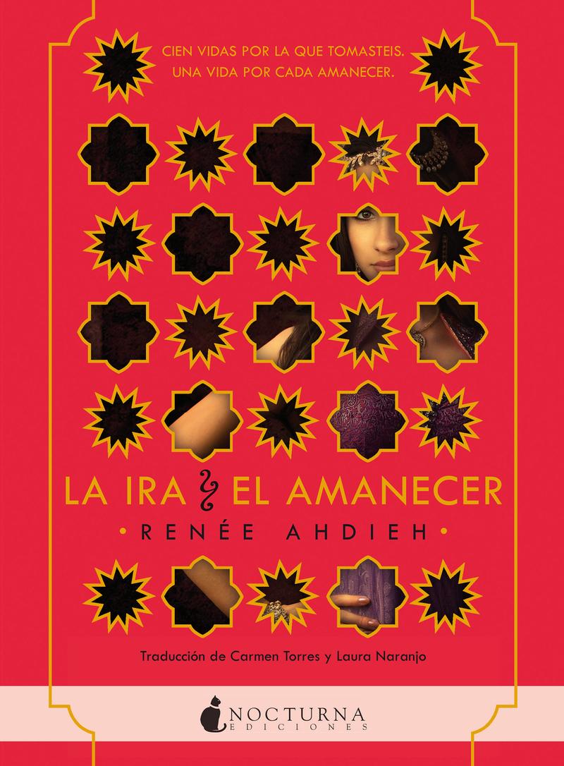 IRA Y EL AMANECER,LA: portada
