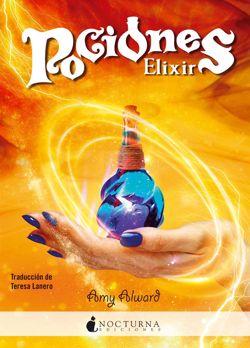 POCIONES 2 - ELIXIR: portada