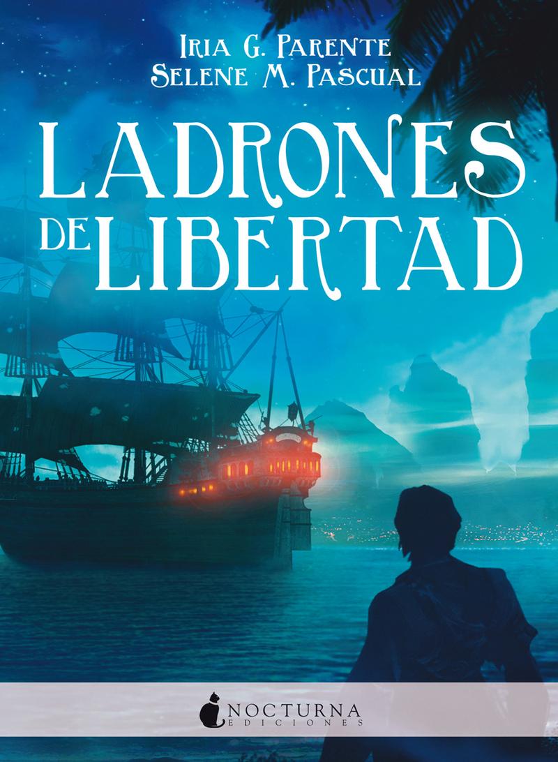 LADRONES DE LIBERTAD: portada