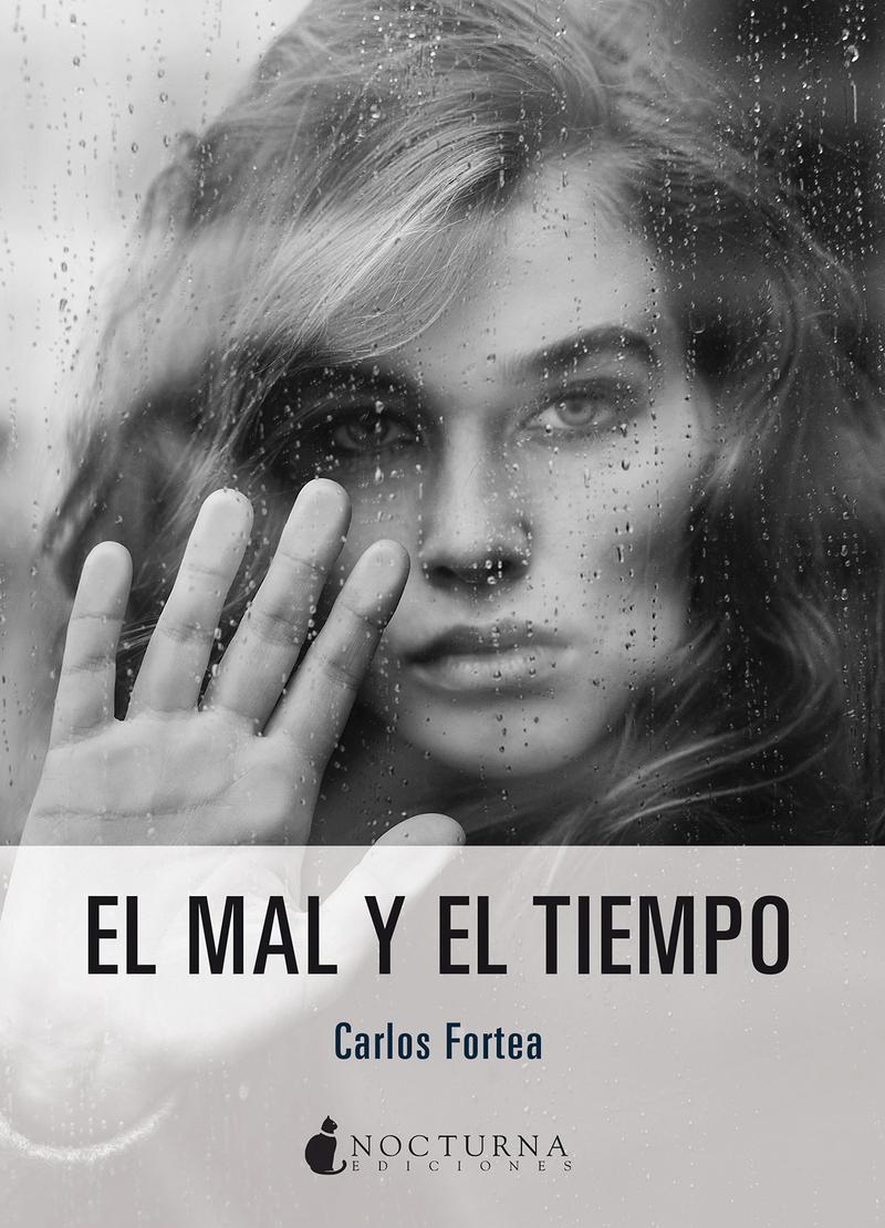 EL MAL Y EL TIEMPO: portada