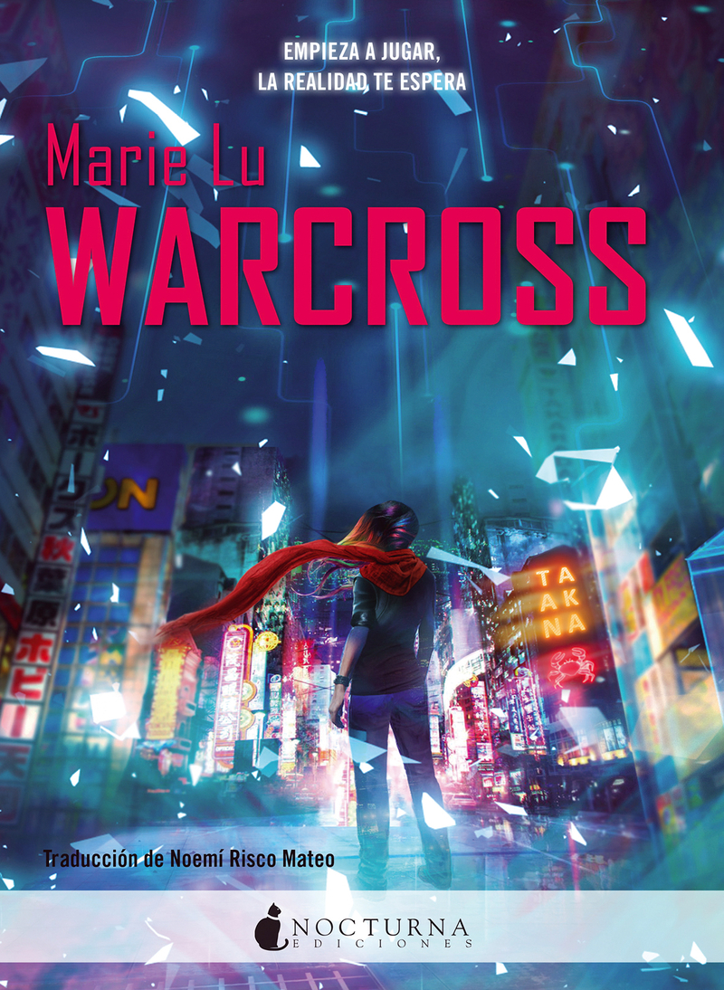 WARCROSS: portada
