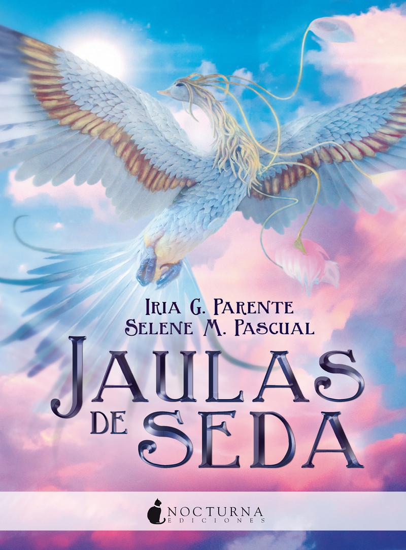 JAULAS DE SEDA: portada