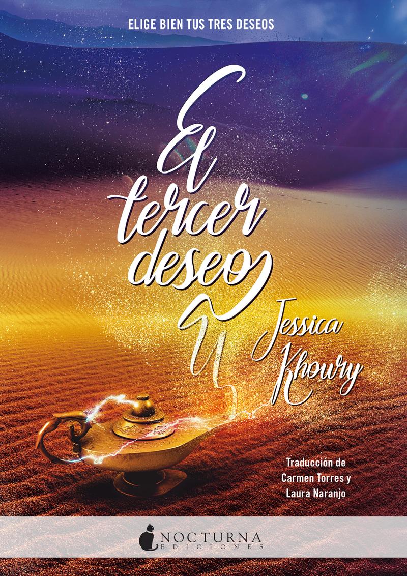 TERCER DESEO,EL: portada