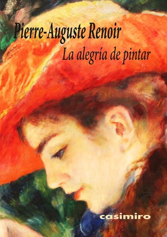 La alegría de pintar: portada