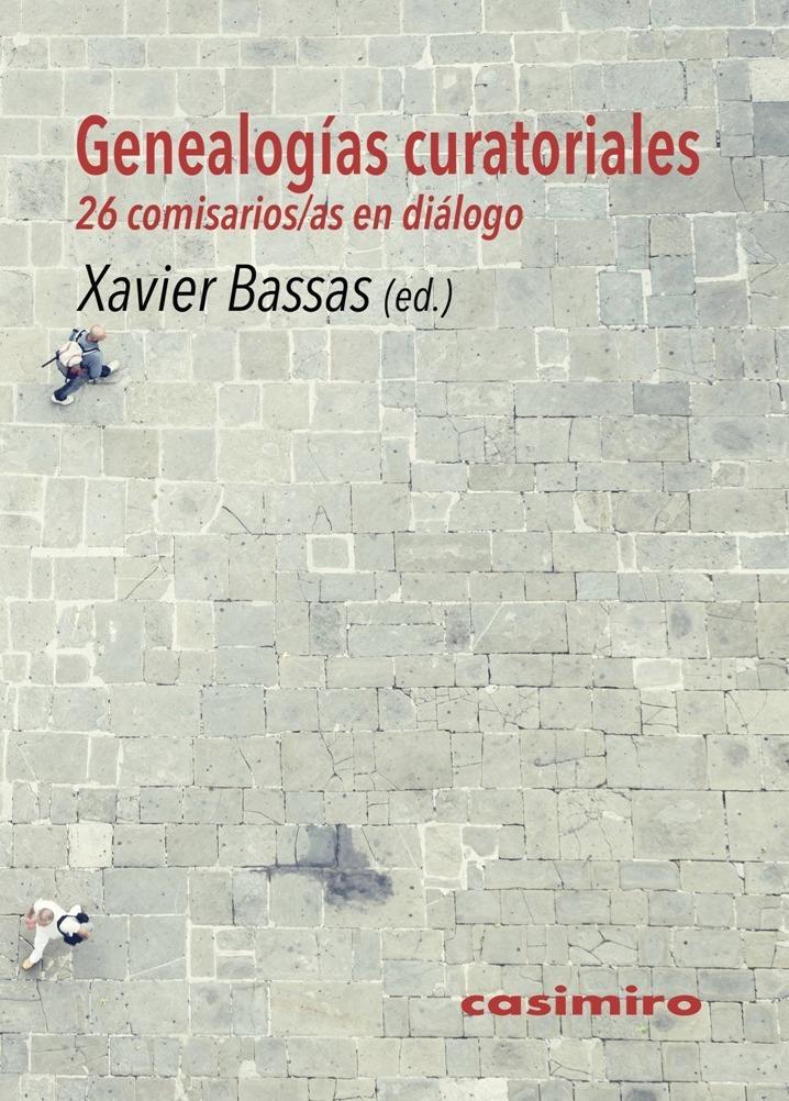 Genealogías curatoriales: portada