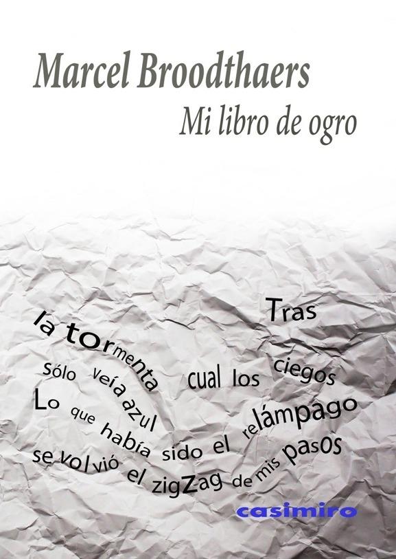 Mi libro de ogro: portada