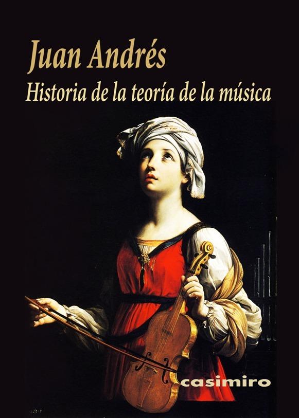 Historia de la teoría de la música: portada