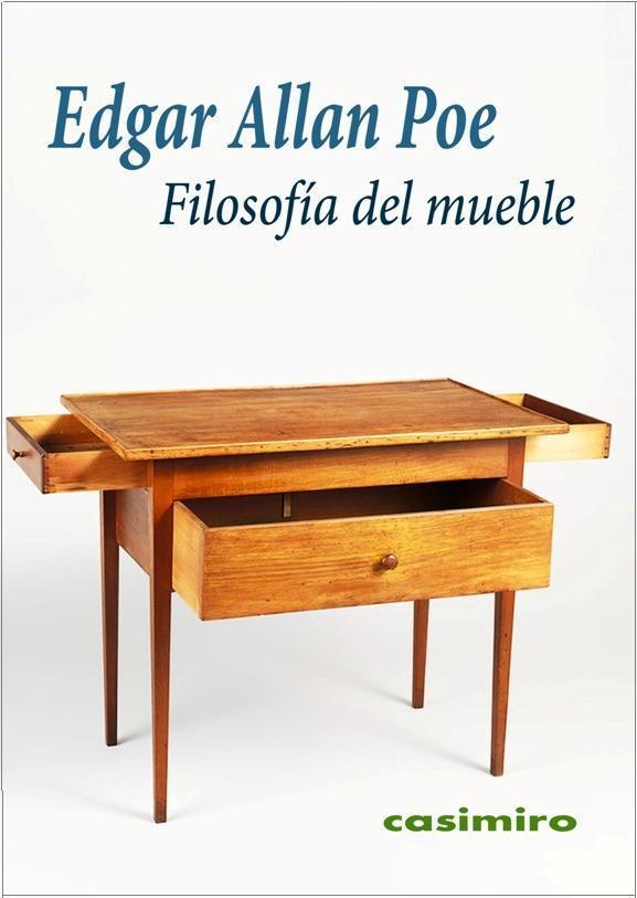 Filosofía del mueble 2ªED: portada