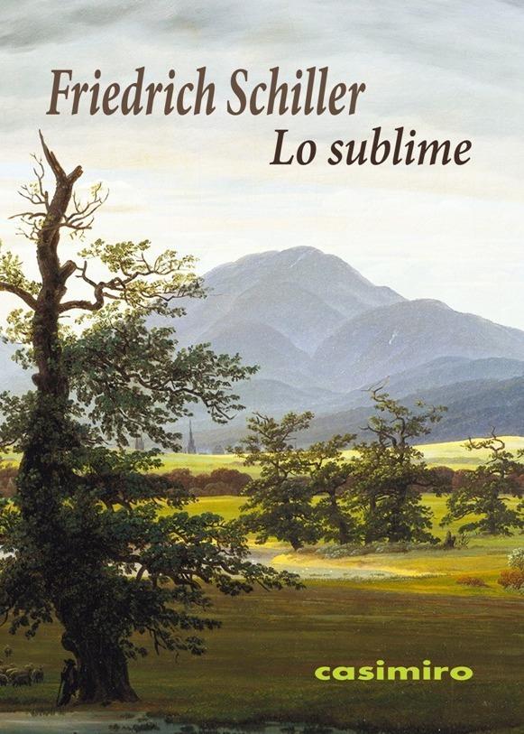 Lo sublime: portada