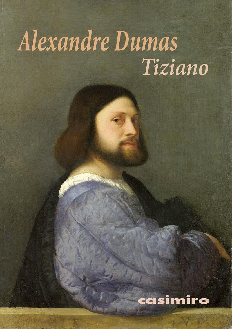 Tiziano: portada