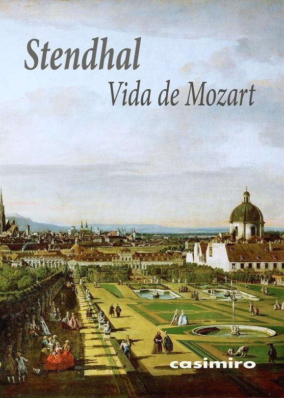 Vida de Mozart: portada