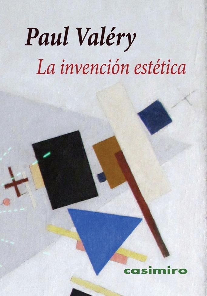 La invención estética 2ªED: portada