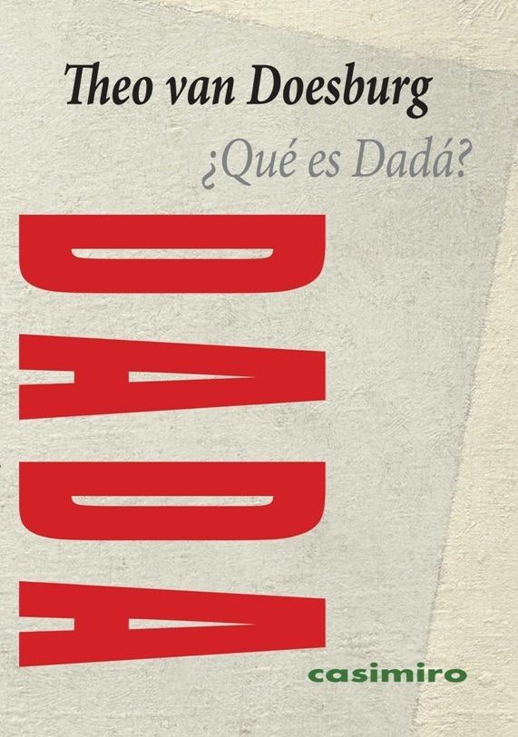 ¿Qué es Dadá?: portada