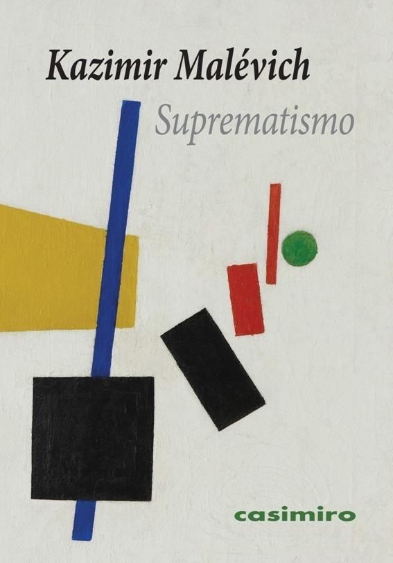 Suprematismo 2ª ED: portada