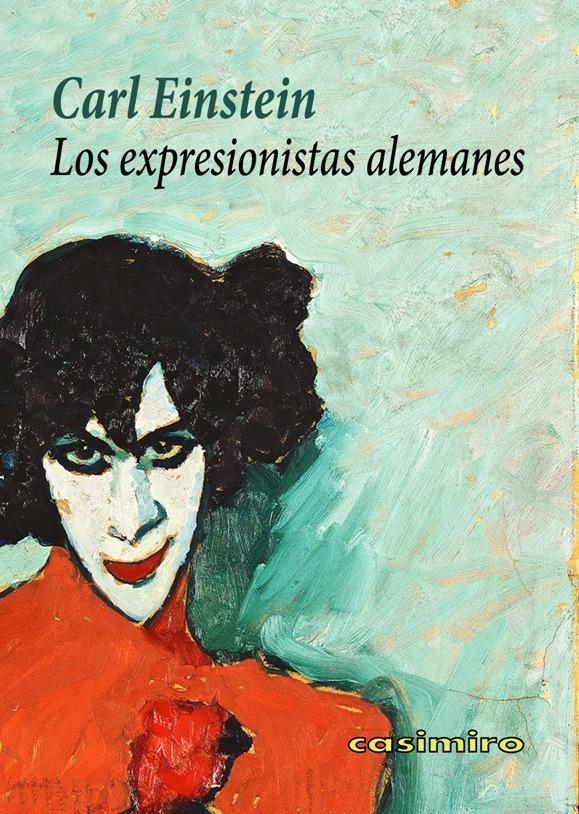 Los expresionistas alemanes: portada