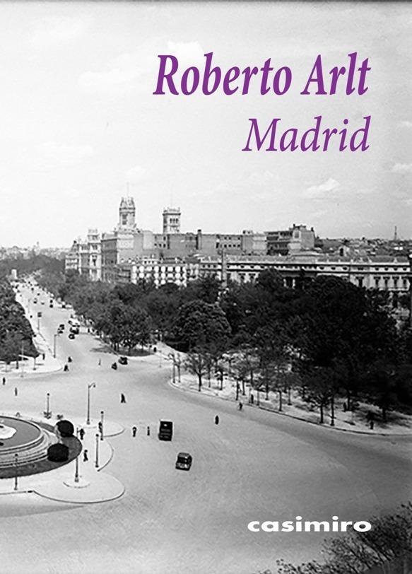 Madrid: portada