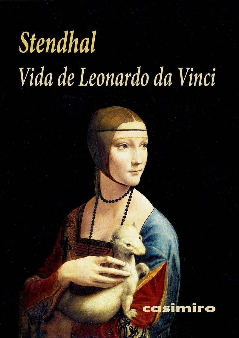 Vida de Leonardo da Vinci: portada