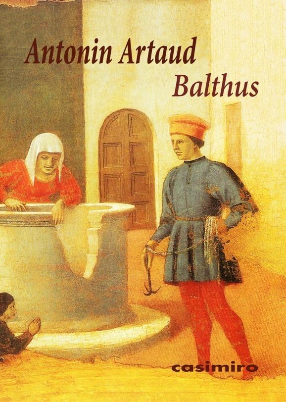 Balthus 2ªED: portada