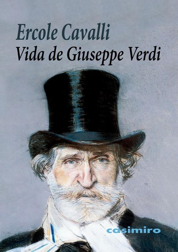 Vida de Giuseppe Verdi: portada