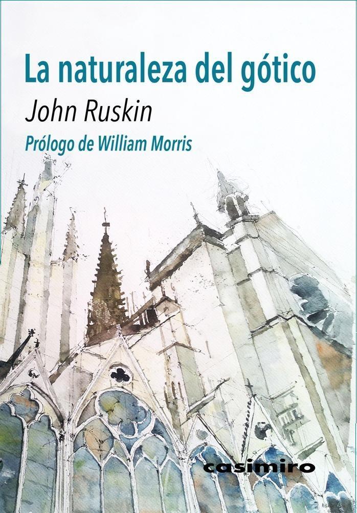 La naturaleza del gótico: portada