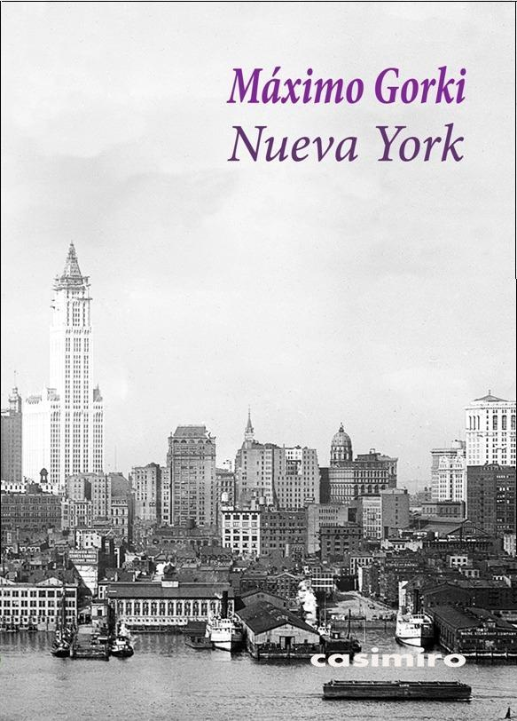 Nueva York: portada