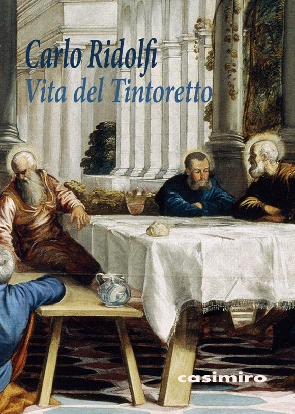 Vita del Tintoretto: portada
