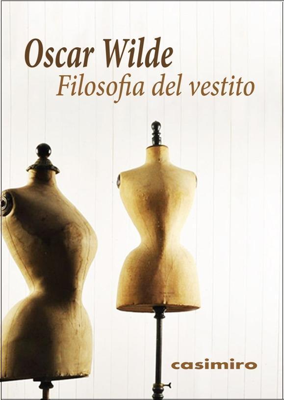 Filosofia del vestito: portada